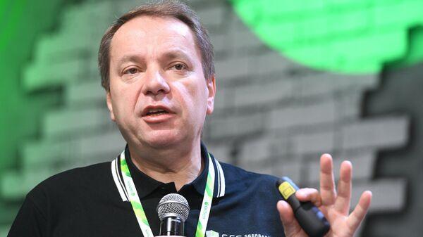 Заместитель председателя правления Сбербанка Станислав Кузнецов