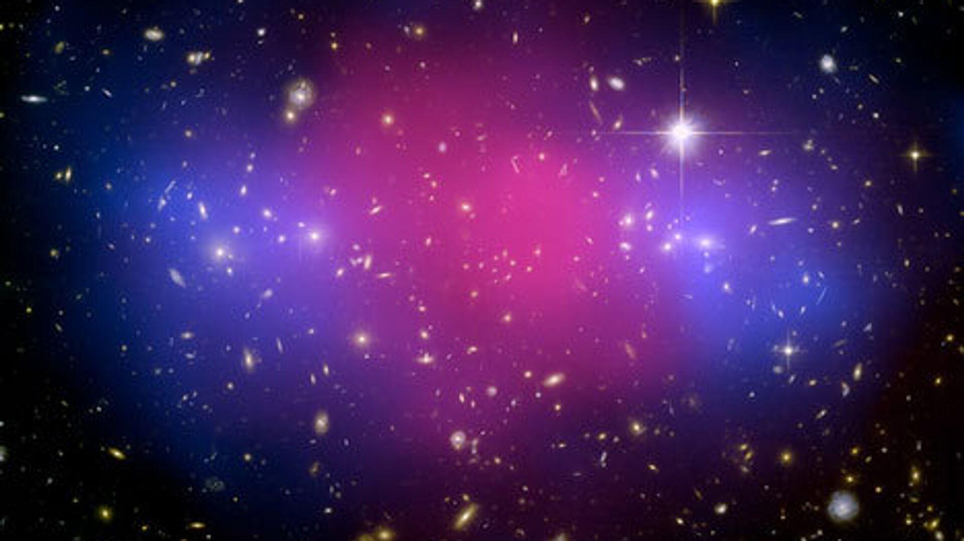 Астрономы придумали необычный способ поиска темной материи