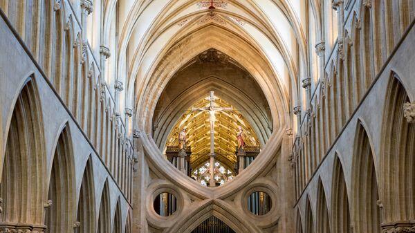 Уэлский кафедральный собор англиканской церкви