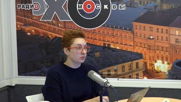 Татьяна Фельгенгауэр. Архивное фото