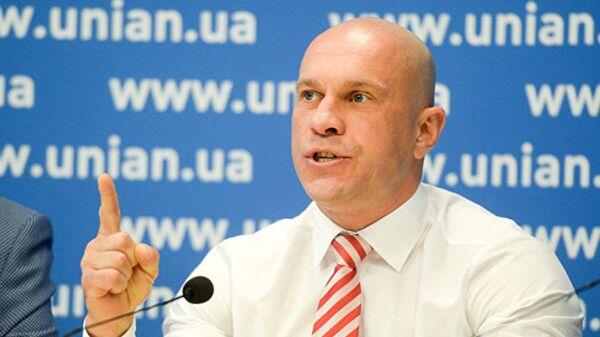 Глава Социалистической партии Украины, бывший советник главы МВД Украины Илья Кива