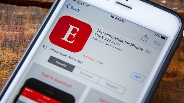 Приложение журнала The Economist