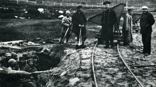 Соловецкий лагерь особого назначения 1925 год