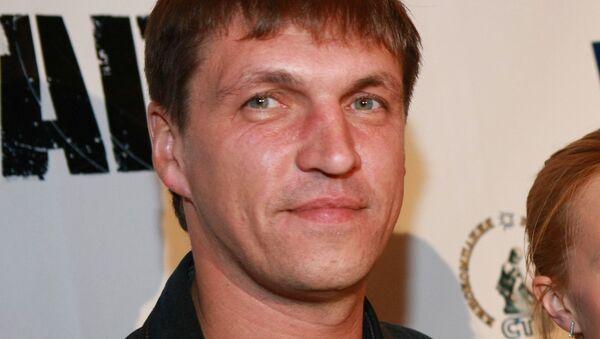Актер Дмитрий Орлов. Архивное фото