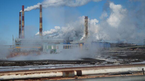 Надеждинский металлургический завод ГМК Норильский никель