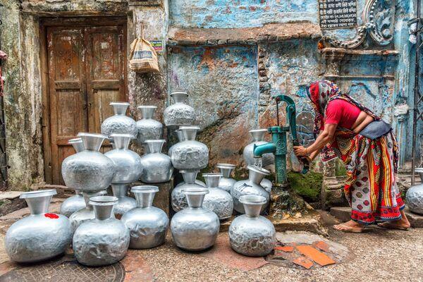 Sohel Parvez Haque. Water for life