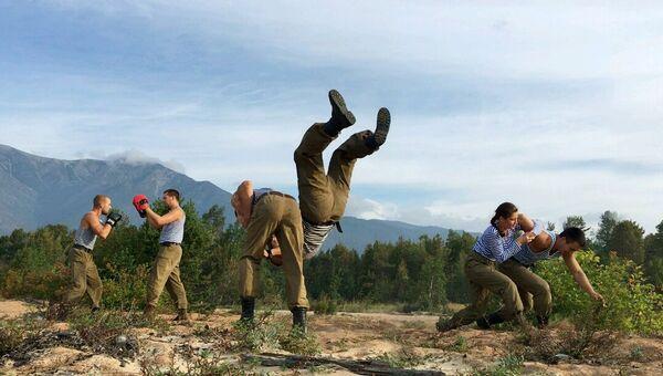Тренировка оперативной группы Баргузин