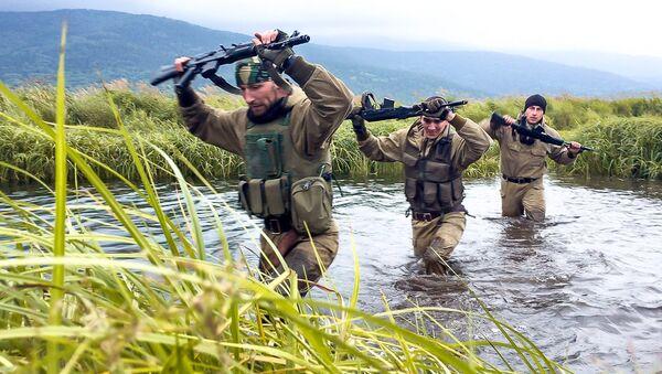Рейд  оперативной группы Баргузин