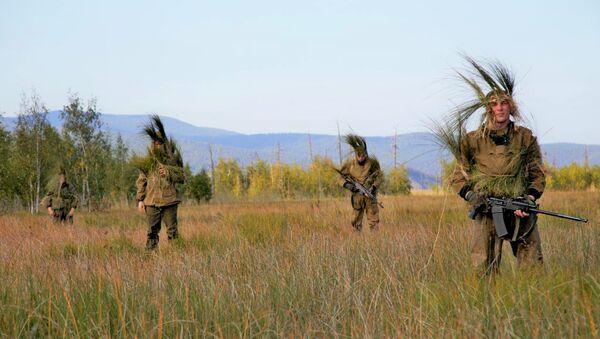 Умение передвигаться в лесу бесшумно как днем, так и ночью часть работы оперативной группы