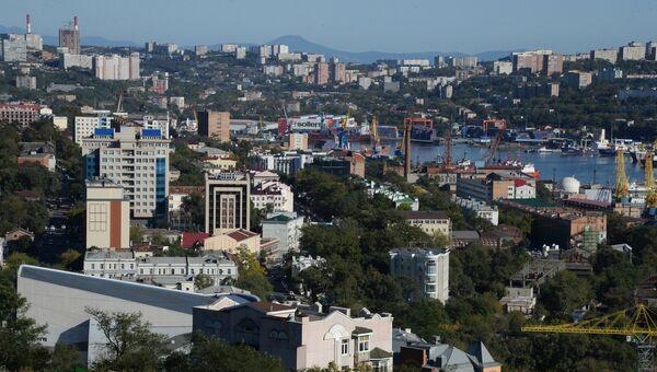 Города России. Владивосток. Архивное фото