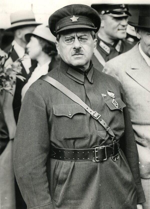 Уншлихт Иосиф Станиславович (1879-1938)