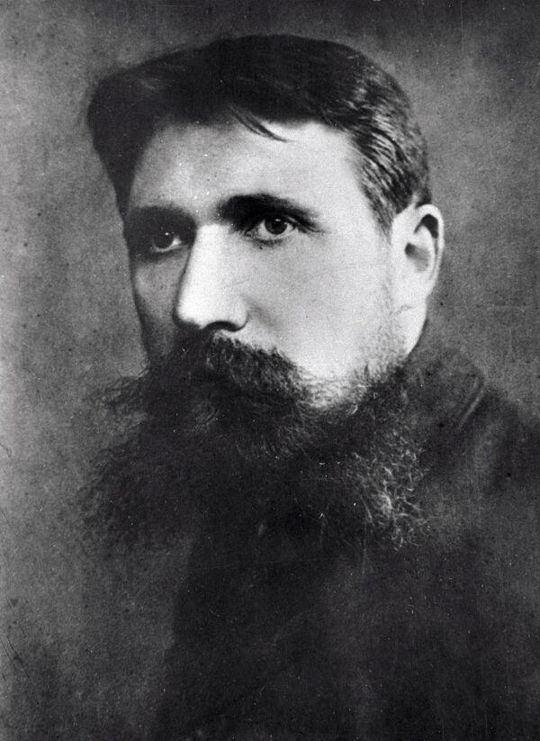 Мартын Иванович Лацис (1888-1938), видный деятель ЧК-ОГПУ, возглавлял отдел ВЧК по борьбе с контрреволюцией