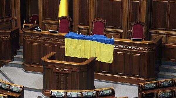 Украинская партия «Народный фронт» решила выйти из коалиции