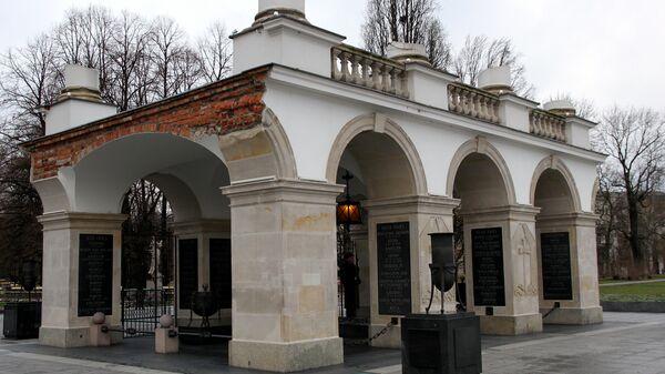 Могила Неизвестного Солдата в Варшаве