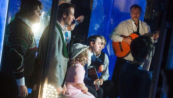 Премьера спектакля с инклюзивными актерами состоится в Санкт-Петербурге