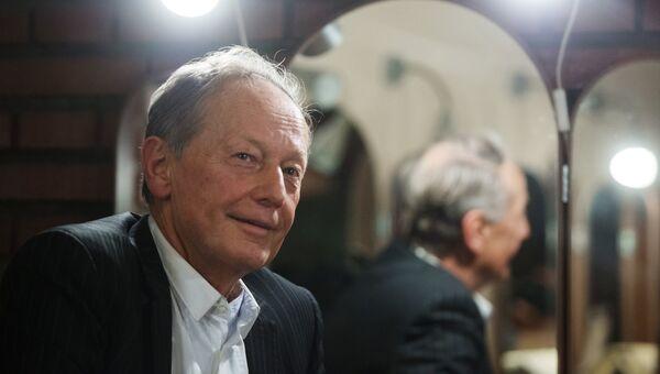 Писатель и сатирик Михаил Задорнов. Архивное фото
