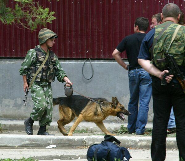 Чеченские милиционеры попали в хорошо спланированную засаду - МВД