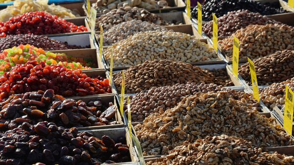 Продажа орехов и сухофруктов