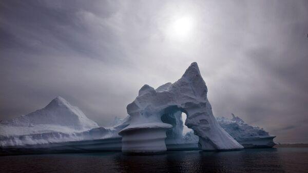 Озоновый слой в Арктике сократился до рекордного уровня