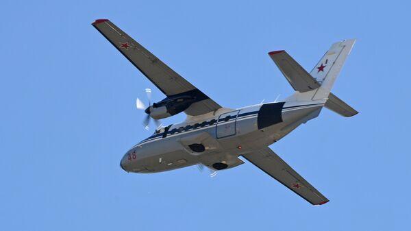 Самолет L-410