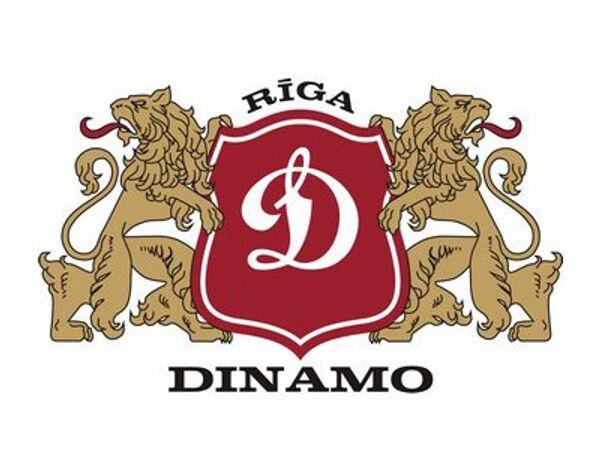 Хокейная команда Динамо Рига