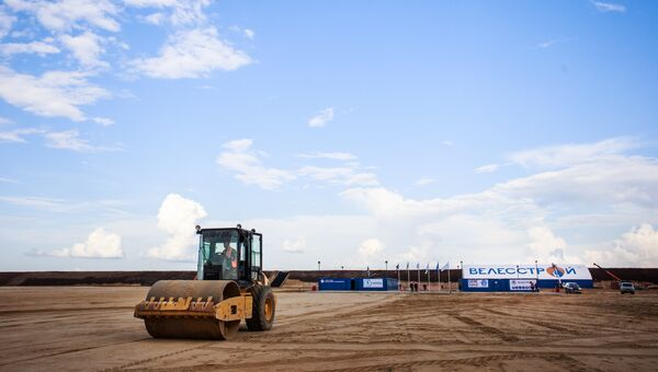 Велесстрой будет одним из главных участников строительства Амурского ГПЗ