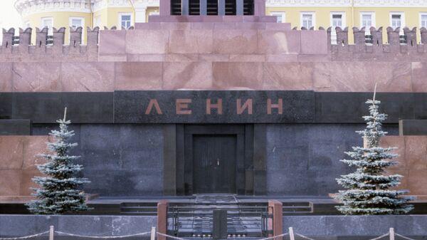 Мавзолей В. И. Ленина. Архивное фото
