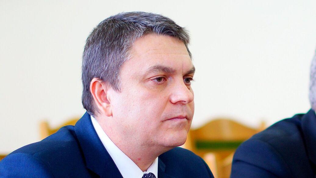 Глава ЛНР назвал причину аварии на шахте