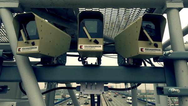 Концерн Калашников тестирует видеокомплекс с нейросетью на дорогах Москвы