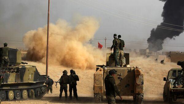 Военные в Ираке. Архивное фото