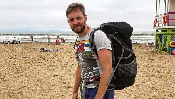 Путешественник Алексей Сапрыкин проехал на электричках до Владивостока