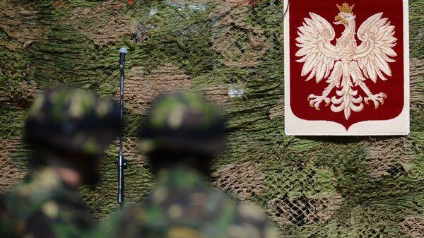 Военная база в польском Ожише