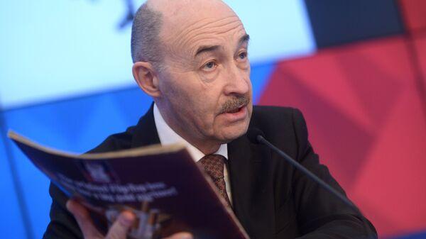 Сергей Готье на пресс-конференции в Международном мультимедийном пресс-центре МИА Россия сегодня