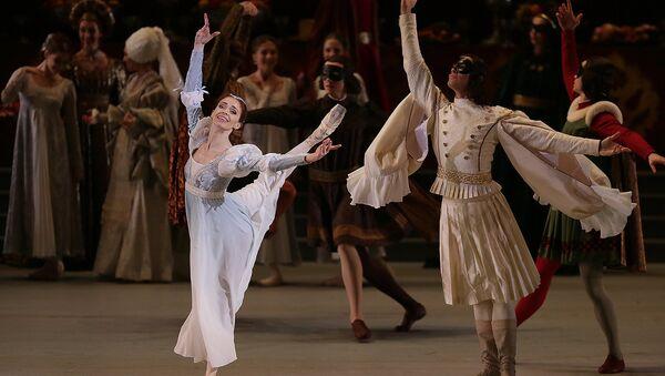 Премьера балета Ромео и Джульетта в Большом театре