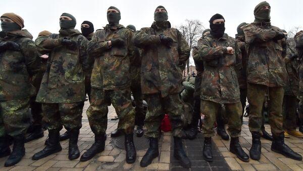 Ситуация на Украине. Архивное фото