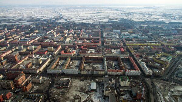 Норникель потратит 150 млрд рублей в экологию Норильска
