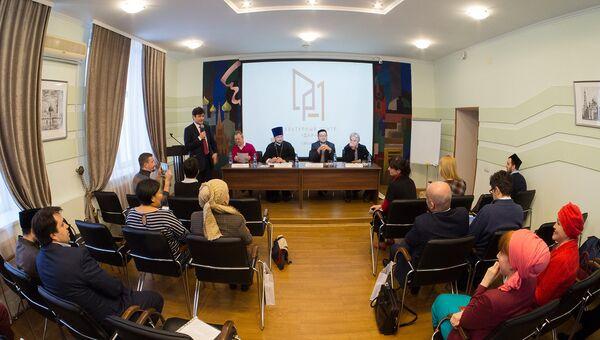 Религиозные деятели предложили СМИ активизировать сотрудничество по благотворительности