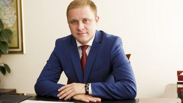 Замгубернатора Краснодарского края Василий Швец