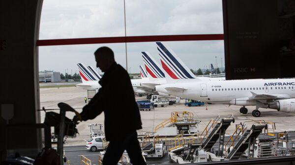 Аэропорт Париж – Шарль-де-Голль (Paris Charles de Gaulle Airport). Архивное фото
