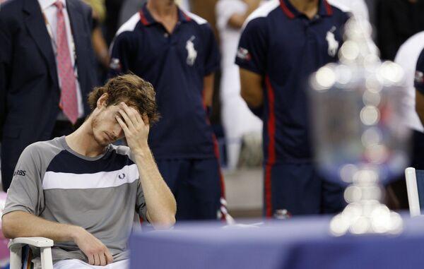 Энди Мюррей на US Open-2008