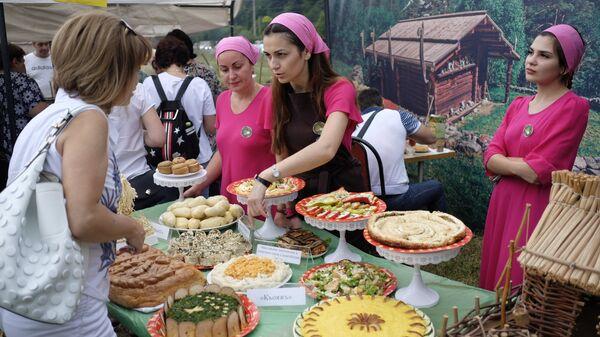 Фестиваль адыгейского сыра в Республике Адыгея