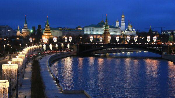 Прошедшая ночь в Москве стала самой холодной за зиму