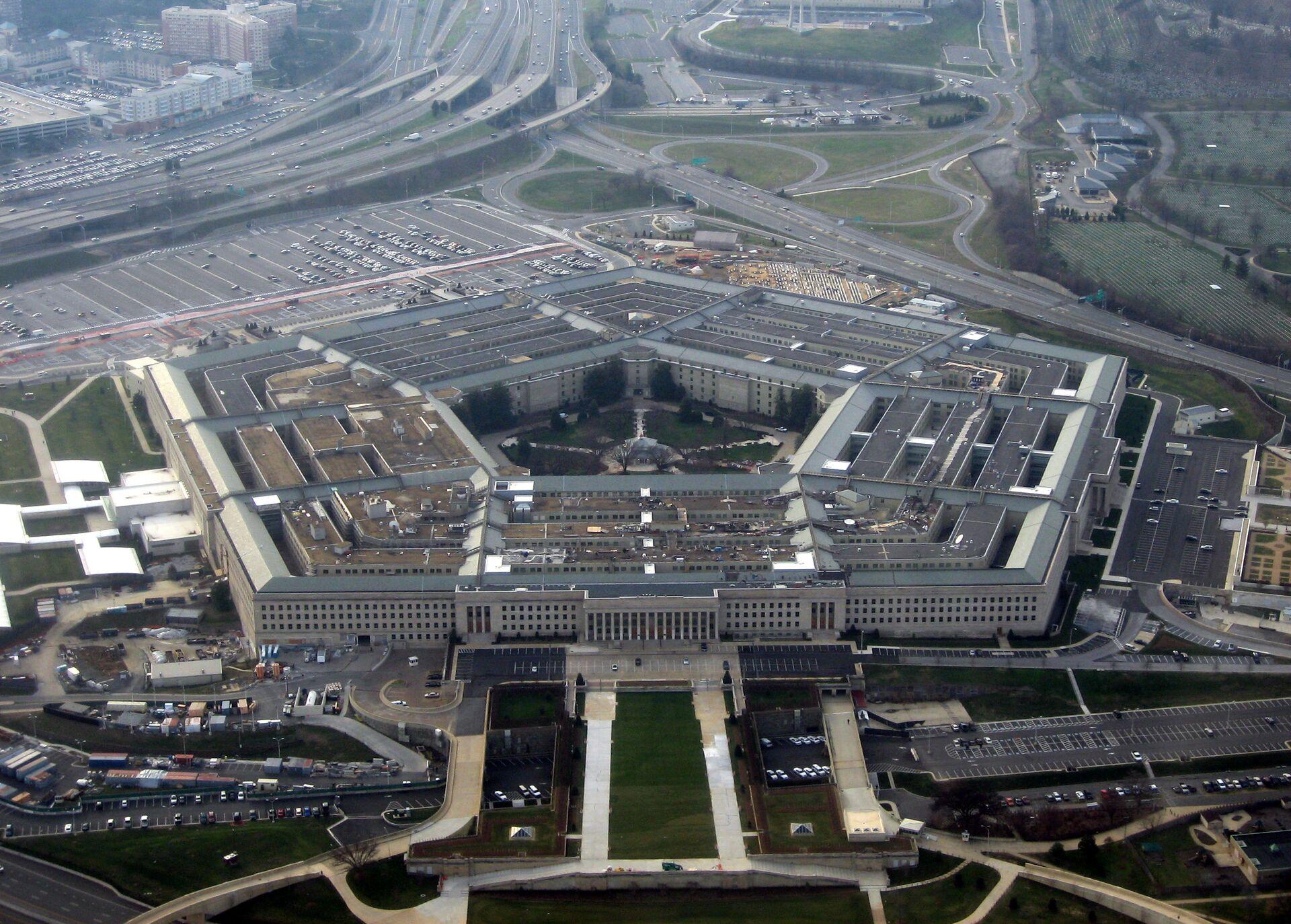 Штаб-квартира Министерства обороны США - РИА Новости, 1920, 11.06.2021