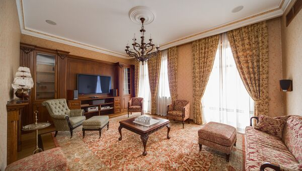 Самые дорогие квартиры Москвы