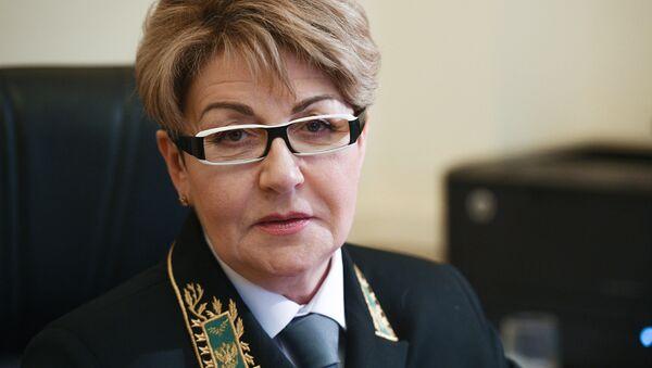 Посол по особым поручениям, Чрезвычайный и Полномочный посол Элеонора Митрофанова. Архивное фото
