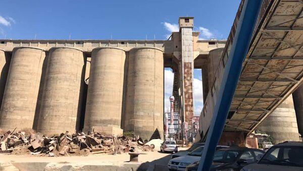Завод в Сирии