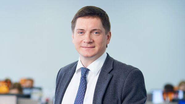 Генеральный директор АО ВТБ Страхование жизни Максим Пушкарев. Архивное фото