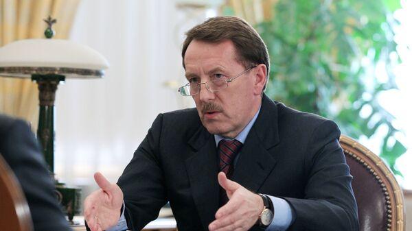 Губернатор Воронежской области Алексей Гордеев