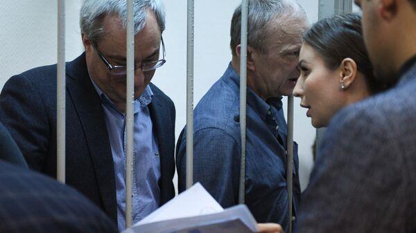 Экс-глава Республики Коми Вячеслав Гайзер в суде