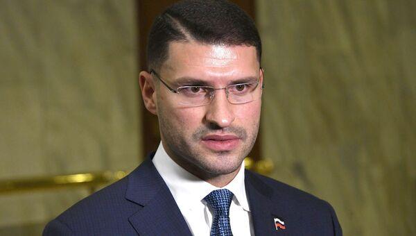 Глава российской контактной группы по Ливии Лев Деньгов. Архивное фото